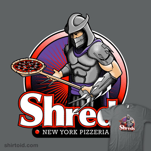 Shreds Pizzeria