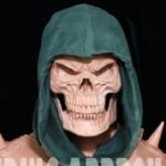 Skeletor Life Size Bust Preview