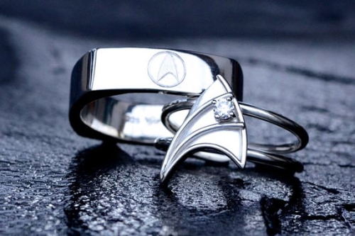Star Trek Rings