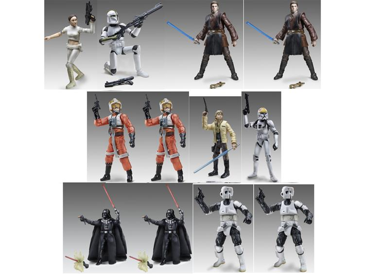 Star Wars Black Series 3 75 Inch Wave 1 Case