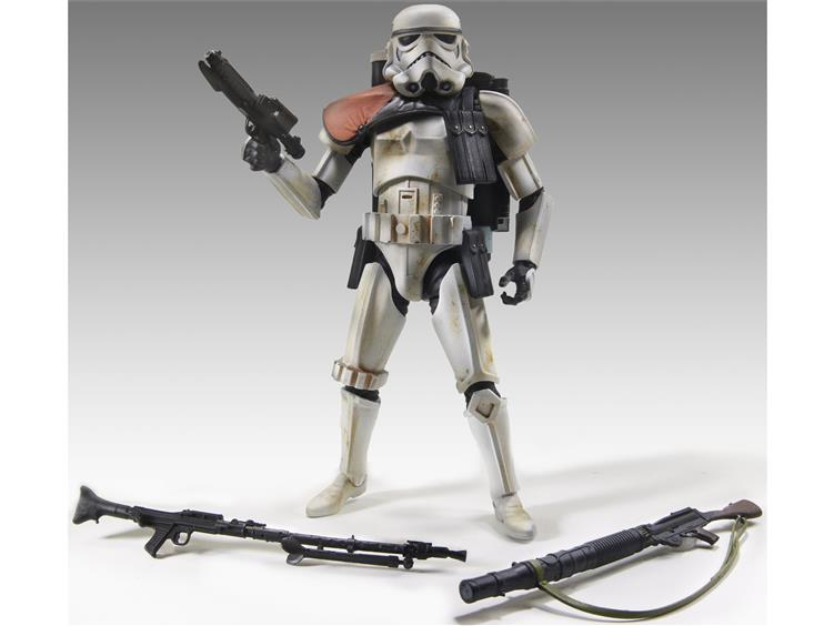 Star Wars Black Series 6 Inch Sand Trooper