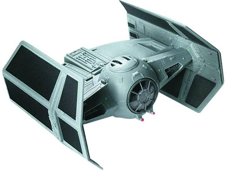 Star Wars Mini Snaptite Model Kit Darth Vader Tie Fighter