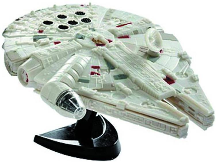 Star Wars Mini Snaptite Model Kit Millennium Falcon