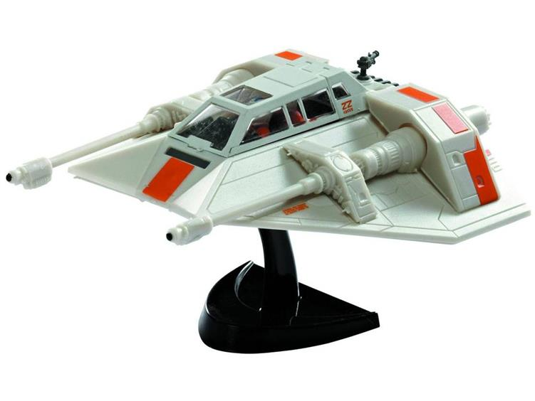 Star Wars Mini Snaptite Model Kit Snowspeeder
