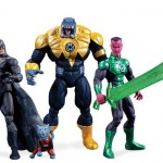 green lantern 2013 exclusive sdcc 4pack