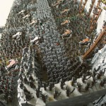 helms deep lego lord of the rings