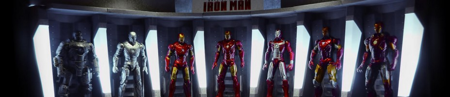 iron man hall of armor marvel universe