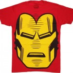 iron man old school shirt