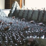 lego helms deep attack lotr