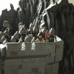 lego helms deep elves lotr