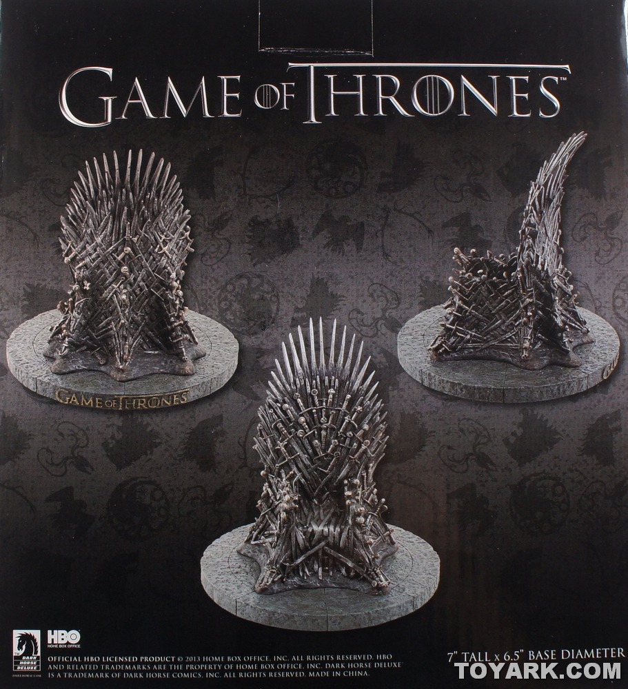 Game of Thrones Throne of Swords Game of Thrones 7 Iron Throne