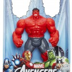 Avengers Assemble Mighty Battlers Red Hulk Rage 001