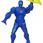 Avengers Assemble Mighty Battlers Stealth Tech Armor Iron Man 002