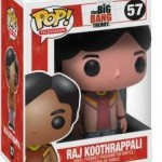 Big Bang Theory Pop Vinyl Raj