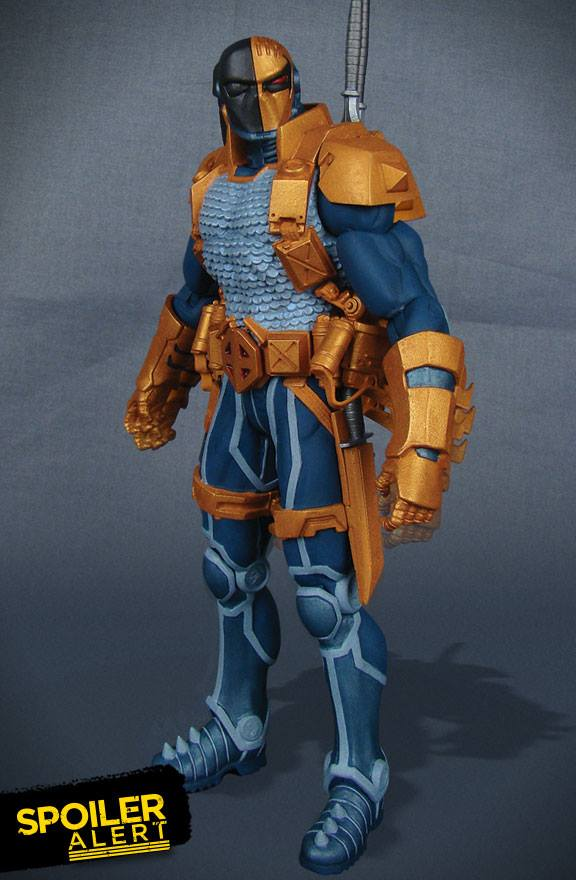 New 52 Action Figures