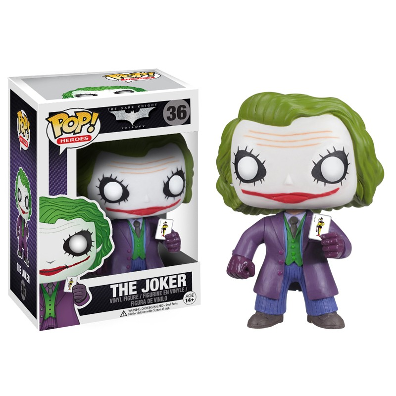 DC Comics Pop Vinyl Dark Knight Joker
