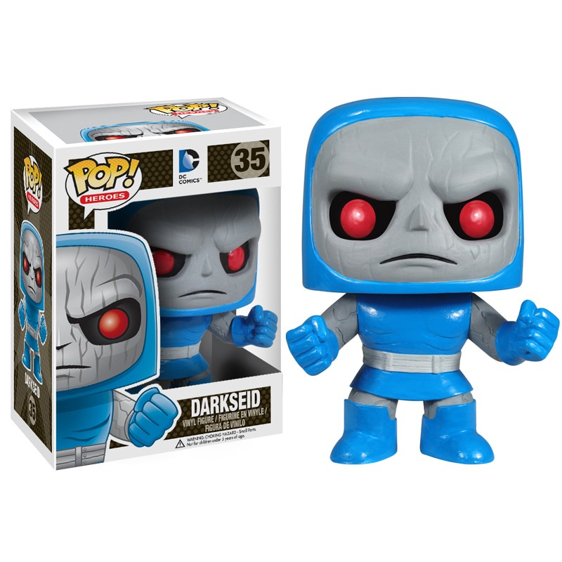 DC Comics Pop Vinyl Darkseid