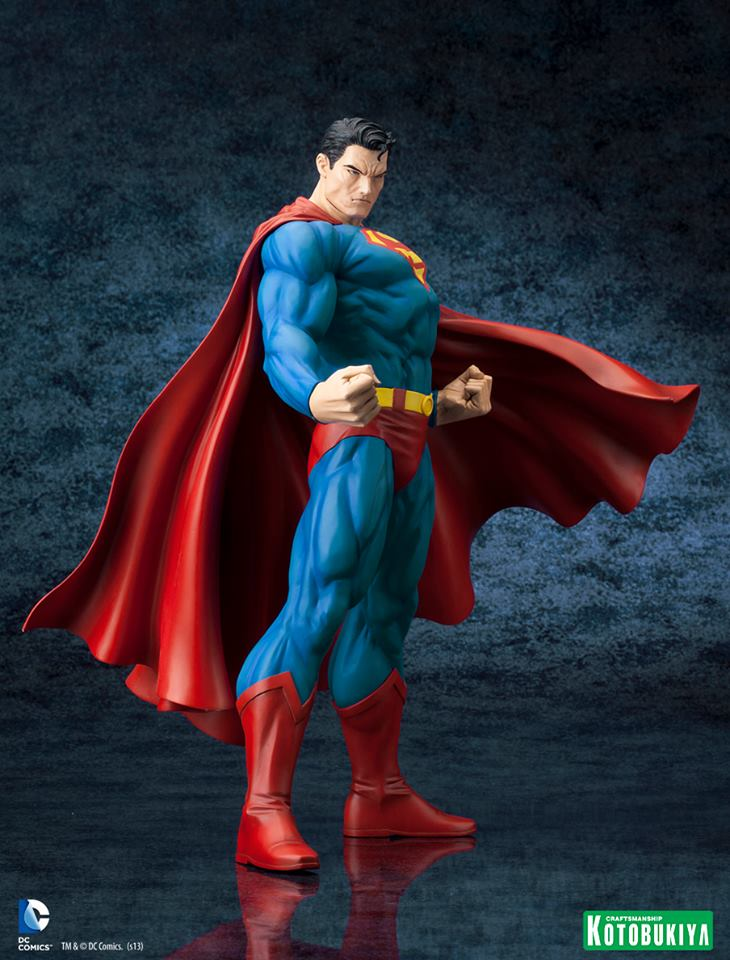 DC Comics Superman For Tomorrow ARTFX Statue 003