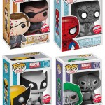 Fugitive Toys SDCC Exclusive Pop Vinyl Figures