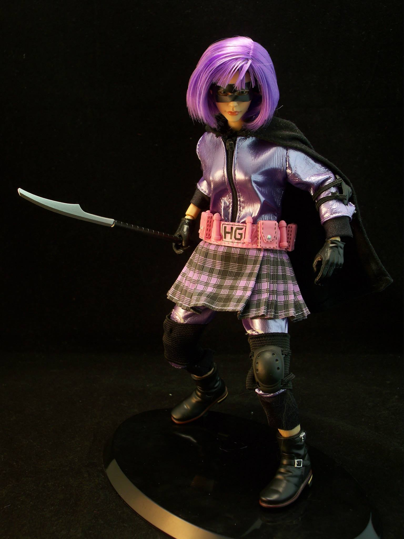 Hit Girl Custom Figure