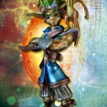 Jak and Daxter Statue Exclusive Edition 007