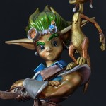 Jak and Daxter Statue Exclusive Edition 008