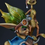 Jak and Daxter Statue Exclusive Edition 015