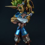 Jak and Daxter Statue Exclusive Edition 019
