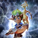 Jak and Daxter Statue Standard Edition 009