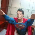 NECA Man of Steel Superman Quarter Scale 1