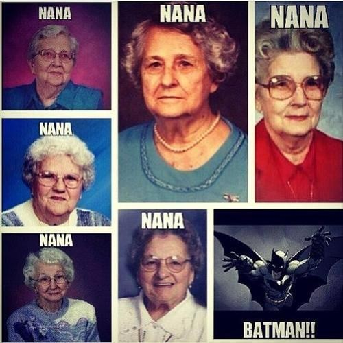 Nananananana Batman