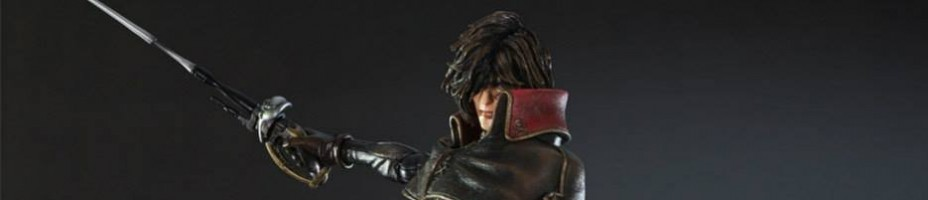 Play Arts Kai Captain Harlock 2