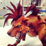 Play Arts Kai FFVII Red XIII