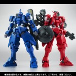 Robot Damashii Mercurious Vayeate 01