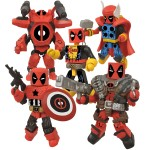 SDCC Deadpool Assemble Minimates 2