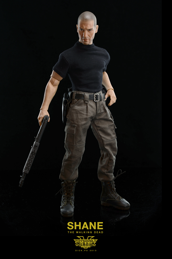 Shane Walking Dead Figure