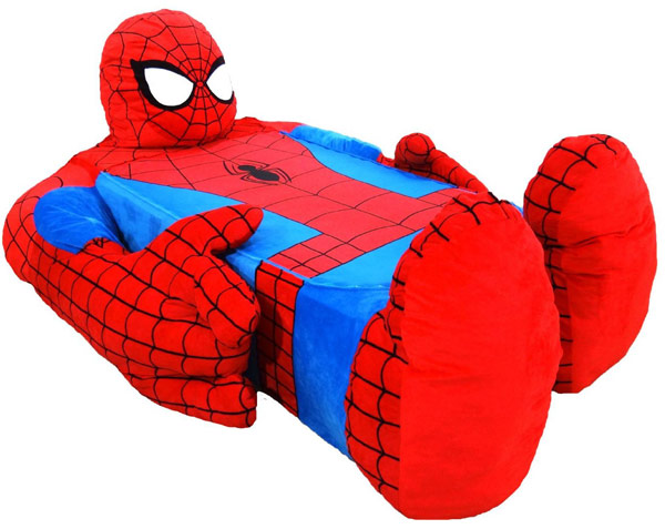 Spider Man Bed Cover