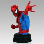 Spider Man Mini Bust 002