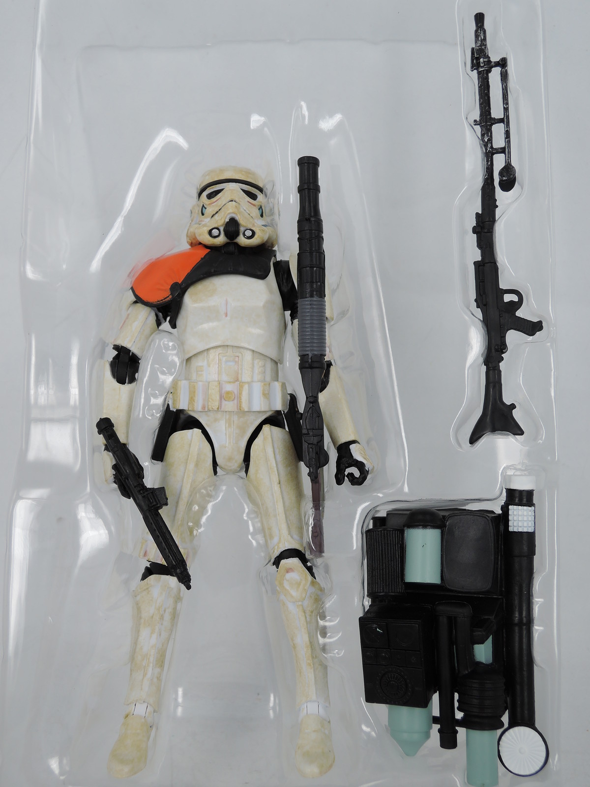 Star Wars Black Series 6 Inch Sandtrooper 01