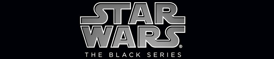 Star Wars Black Series Logo