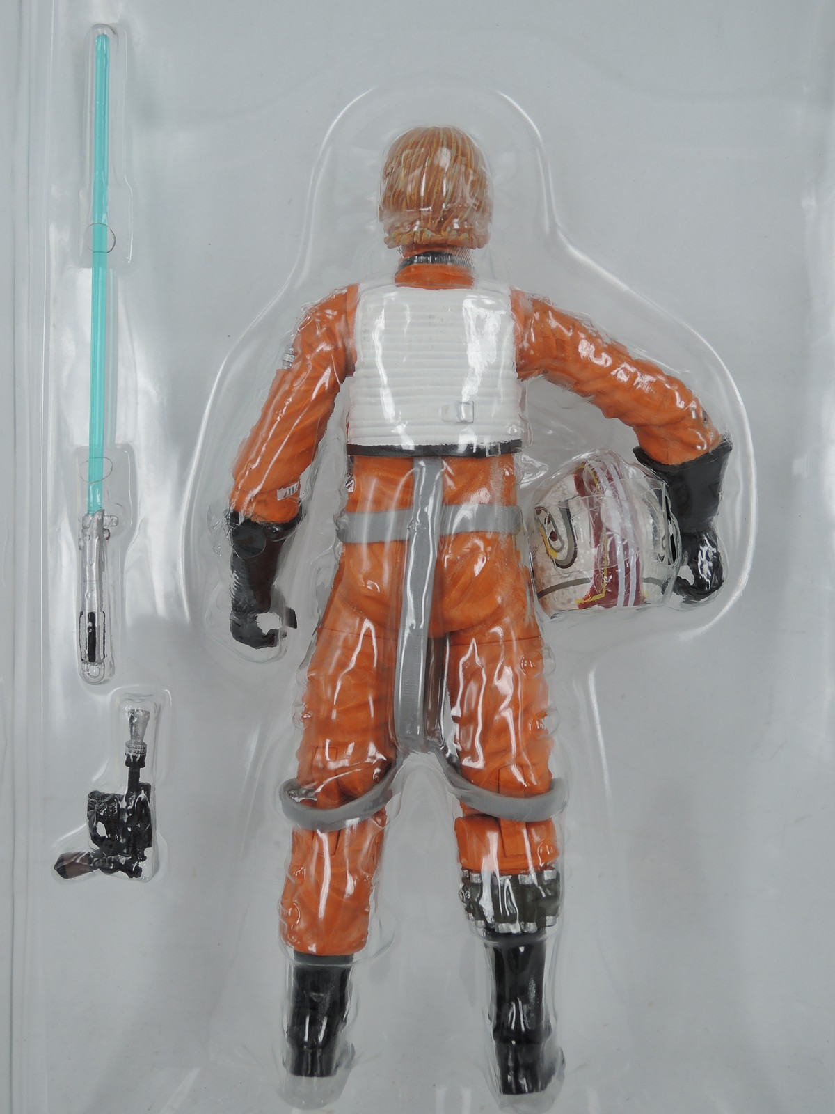 Star Wars Black Series Luke Skywalker X Wing Pilot 02