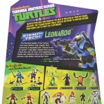 TMNT Stealth Tech Leonardo 2