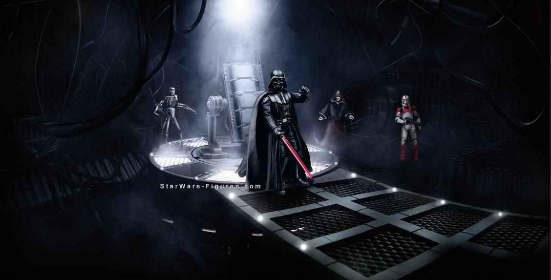 Target exclusive star wars rise of darth vader box set for Interieur vaisseau star wars