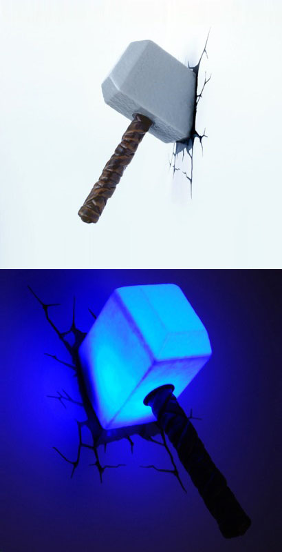Thor Night Light 1