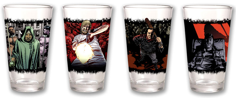 Walking Dead Glasses