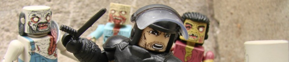 Walking Dead Minimates Series 3 Comic Asst 001