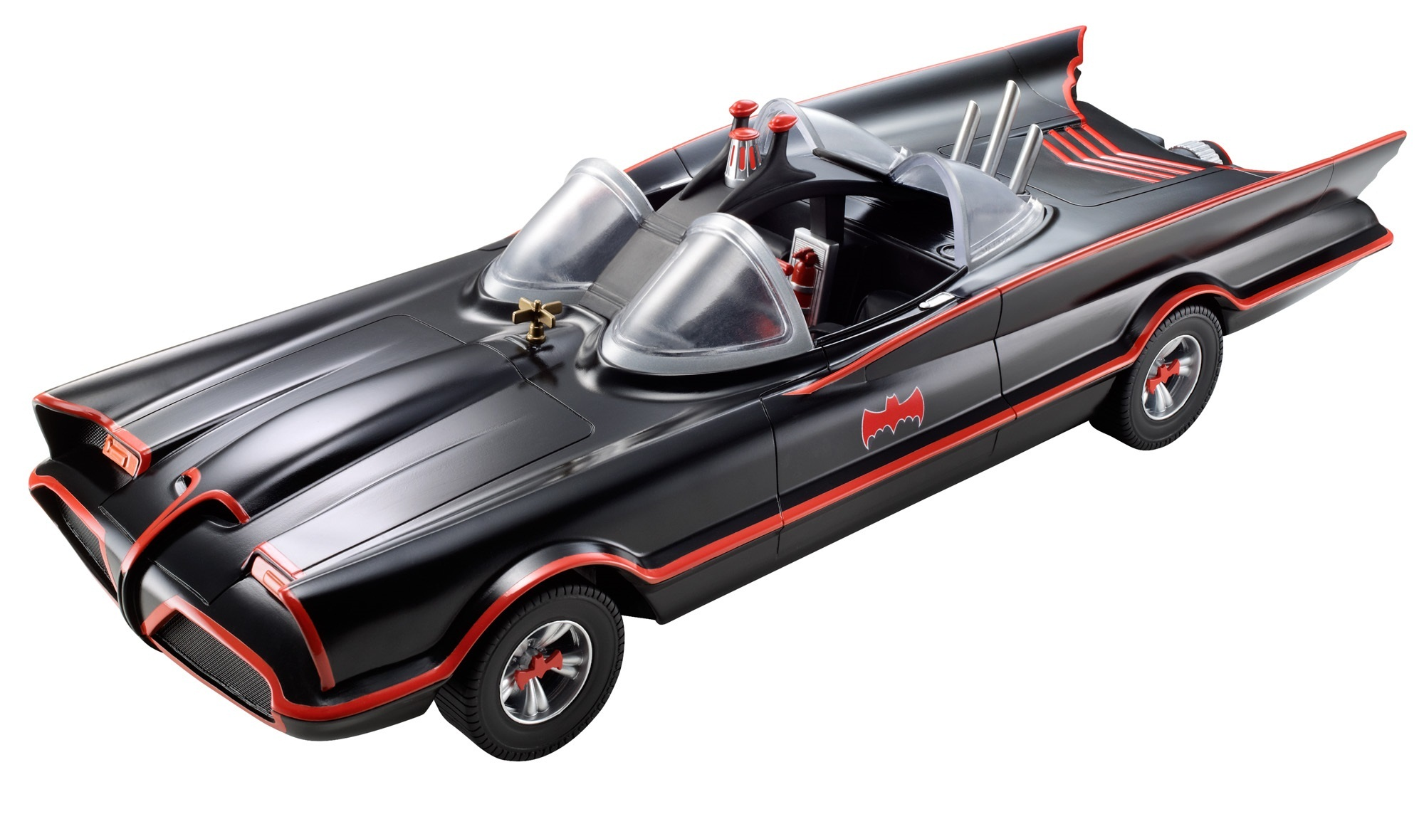 Batman Adam West Batmobile