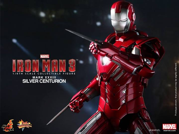 has officially revealed a full gallery for their upcoming Iron Man ...