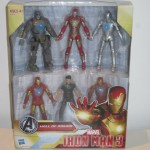 Iron Man 3 Hall of Armor Box Set