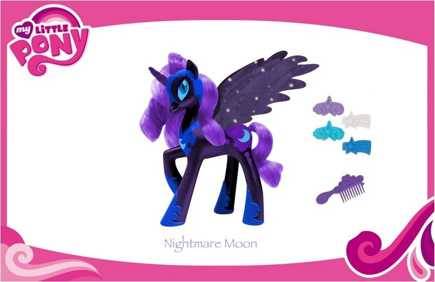 My Little Pony Nightmare Moon 2